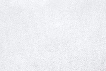Fototapeta White background of watercolor paper