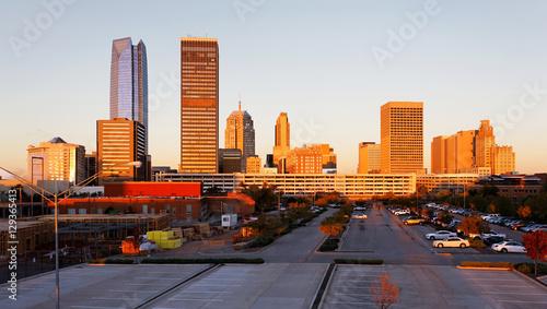 Fotografía  Skyline of Oklahoma City