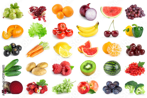 Poster Fruit Fruits and vegetables