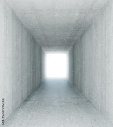 concrete-tunnel