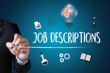 JOB DESCRIPTIONS  Human Resour...