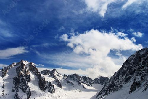 Fotografie, Obraz  French Alps