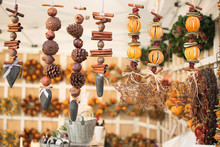 Handmade Christmas Decorations...