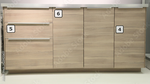 Fotografija  Kitchen cabinet