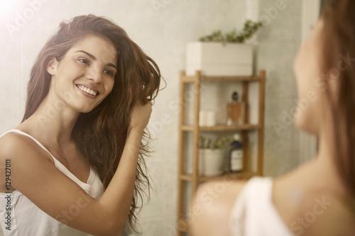 Fotografie, Obraz  Healthy hair