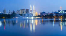 Taman Tasik Titiwangsa, Also Known As The Titiwangsa Lake Garden, Is Popular Among The Locals Of Kuala Lumpur Because It Is Close To The City Centre Of Kuala Lumpur.
