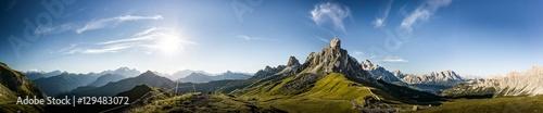 Obraz Dolomites panorama - fototapety do salonu