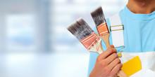 Painter Hands.