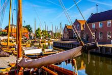 Traditional Dutch Botter Fishi...