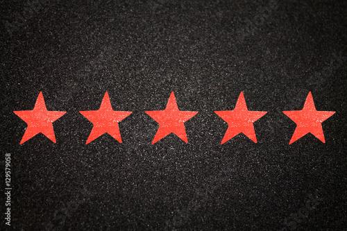 Photo  5 stars