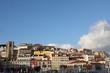 Lisbonne, colline de l'Alfama à Santa Apolonia