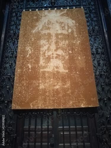 Cuadros en Lienzo copy sacred shroud