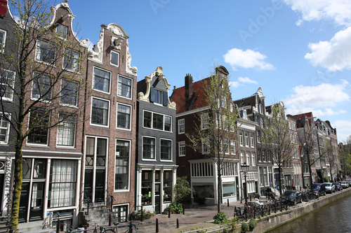 Photo  Amsterdam in The Netherlands