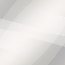 White And Gray Background With Elegant Intersecting Lines And Transparent Shapes