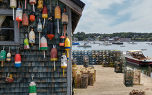 New England Lobster Fishing Do...