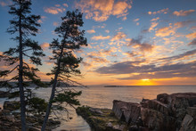 Acadia National Park Sunrise N...