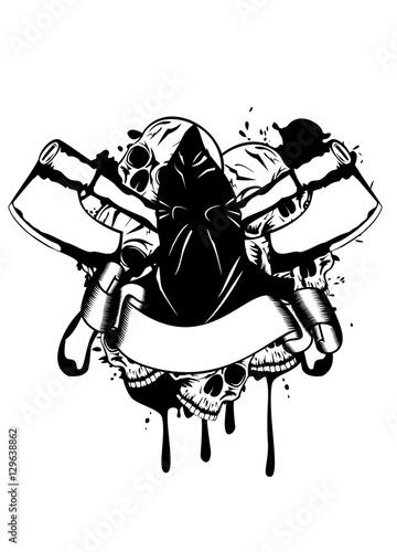 executioner Tablou Canvas