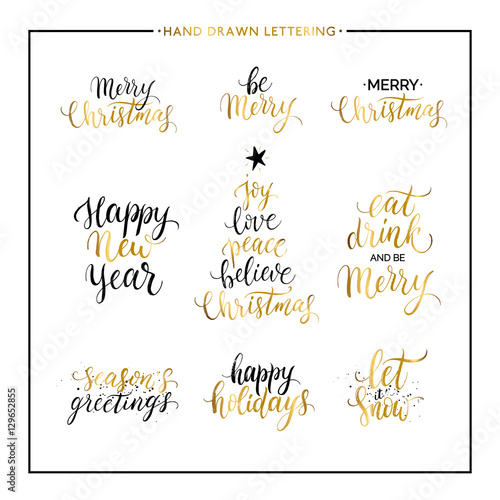 Christmas and New Year phrases and quotes - Merry Christmas, happy ...