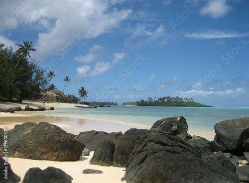Fotografie, Obraz  Muri beach