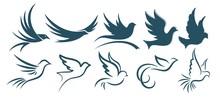 Logos Birds.