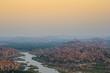 India_Hampi_Sunset