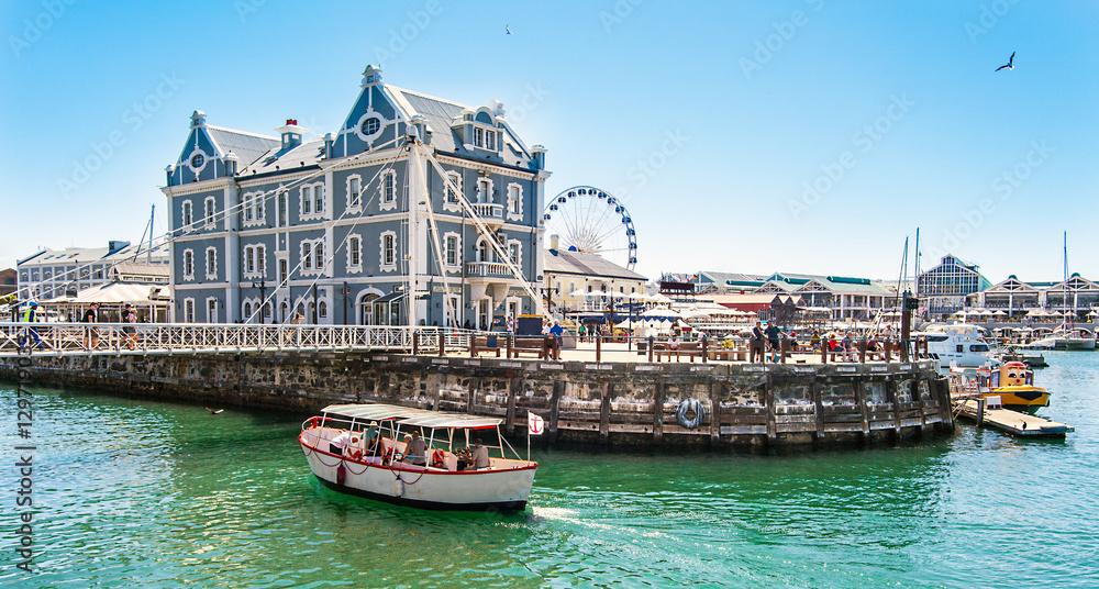 Fototapety, obrazy: Waterfront in Kapstadt