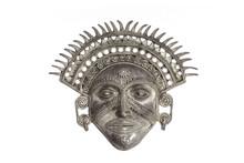 Traditional Sun God Mask Isola...