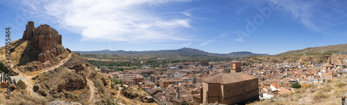 Arnedo panoramic view.
