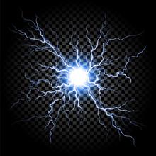 Lightning Flash Light Thunder ...