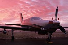 Small Private Single-engine Piston Aircraft