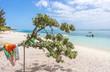 Le Morne public beach, Mauritius