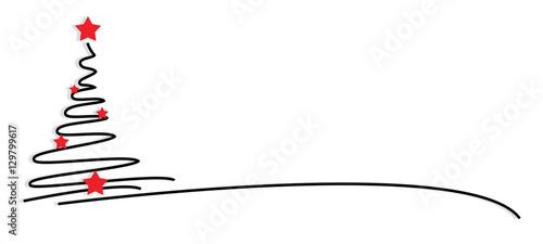 Immagini Stilizzate Natale.Albero Di Natale Stilizzato Buy This Stock Photo And