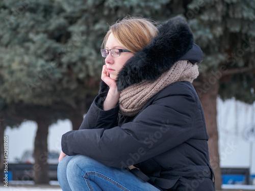 Fotografija  осенняя грусть