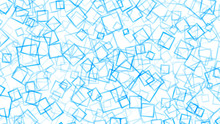 Abstract Background Of Small Squares