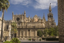 Cathedral, Seville, Andalucia, Spain