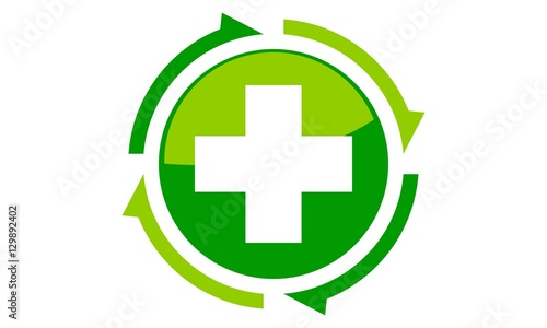 Medical Health Solutions Center Buy This Stock Vector And Explore