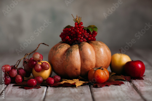 Poster  autumn Still Life