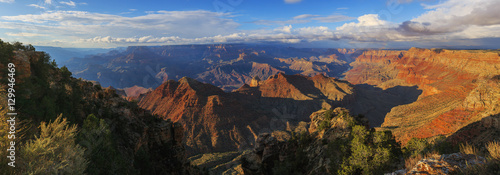 Tuinposter Canyon Beautiful view of Grand Canyon from South Rim, Arizona, United S