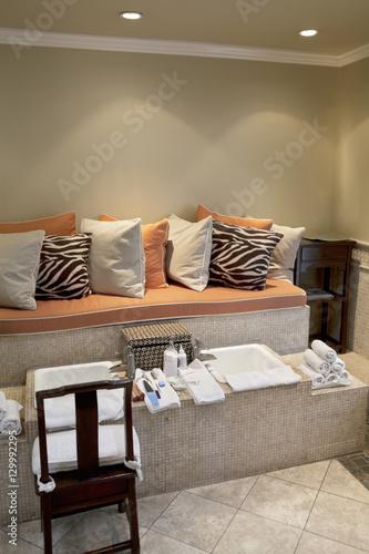 Fotografie, Obraz  Interior of a beauty salon