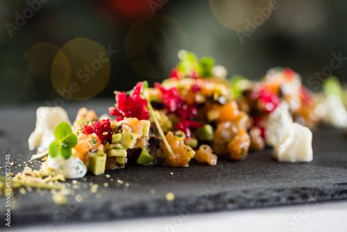 Fotografie, Obraz  gourmet food