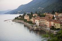 Cannero Riviera, Lake Maggiore, Piedmont (Piemonte), Italian Lakes