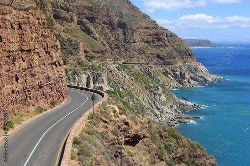 Foto op Plexiglas Zuid Afrika Chapmans Peak Drive, Südafrika