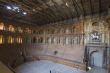 Farnese Theatre In The Pilotta Palace, Parma, Emilia-Romagna