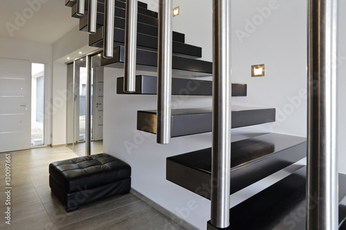 Architecture Escalier Moderne Interieur Maison Design Buy This