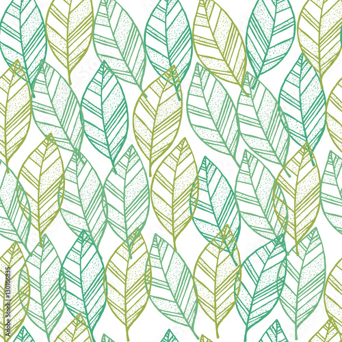 leaf-seamless-pattern