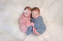 Fraternal Twin Baby Brother An...