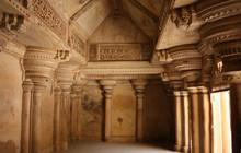Man Singh Palace, Gwalior Fort...