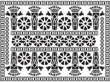 Greek Pattern Ornament. Ancien...