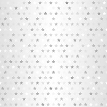 Star Pattern. Seamless Vector Background