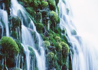 Fototapeta Wodospad Underflow Water
